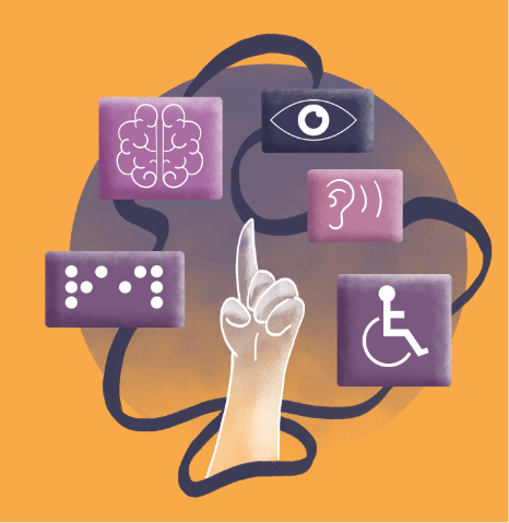 Accessibility - Be one of a Kind Globant